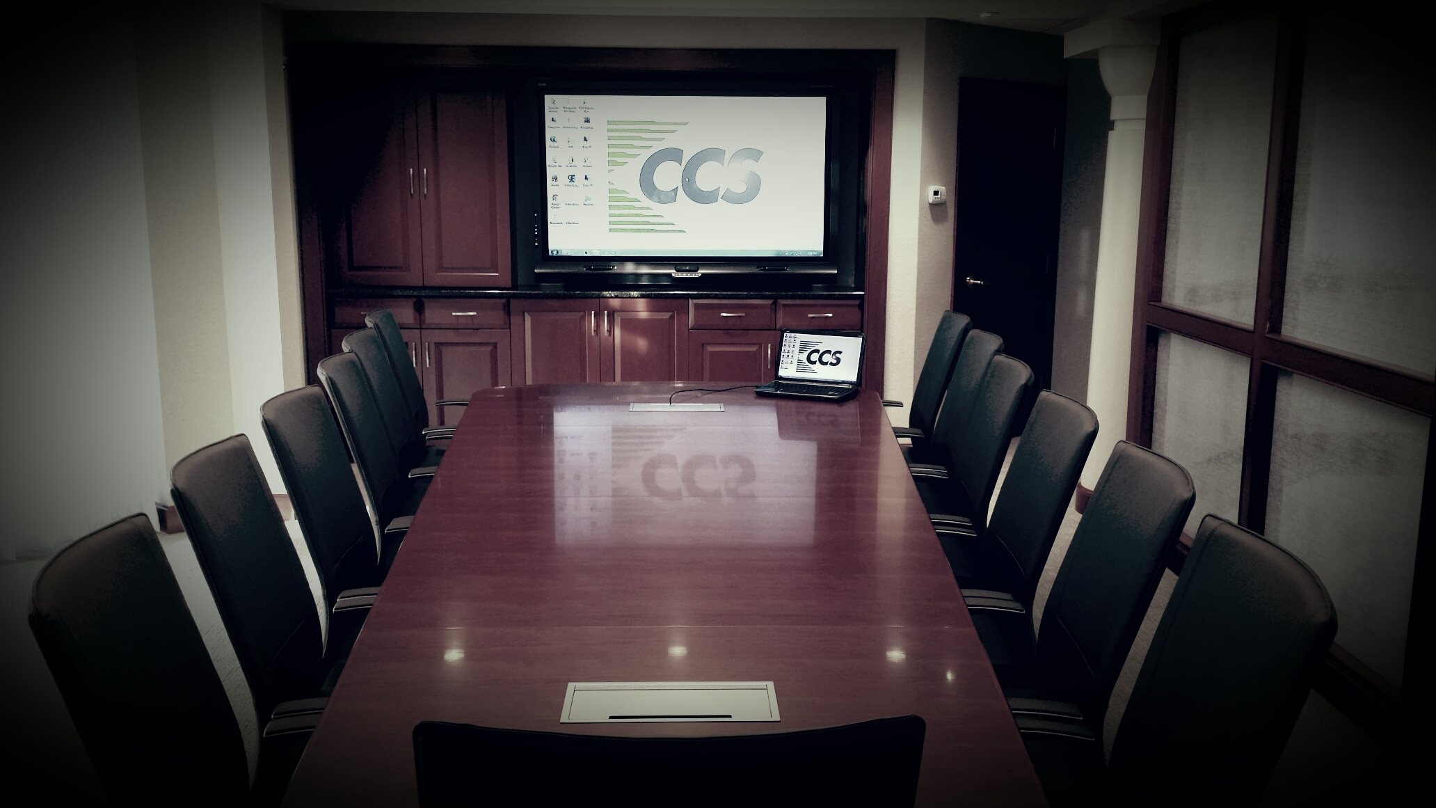 CCS Presentation Systems Picture